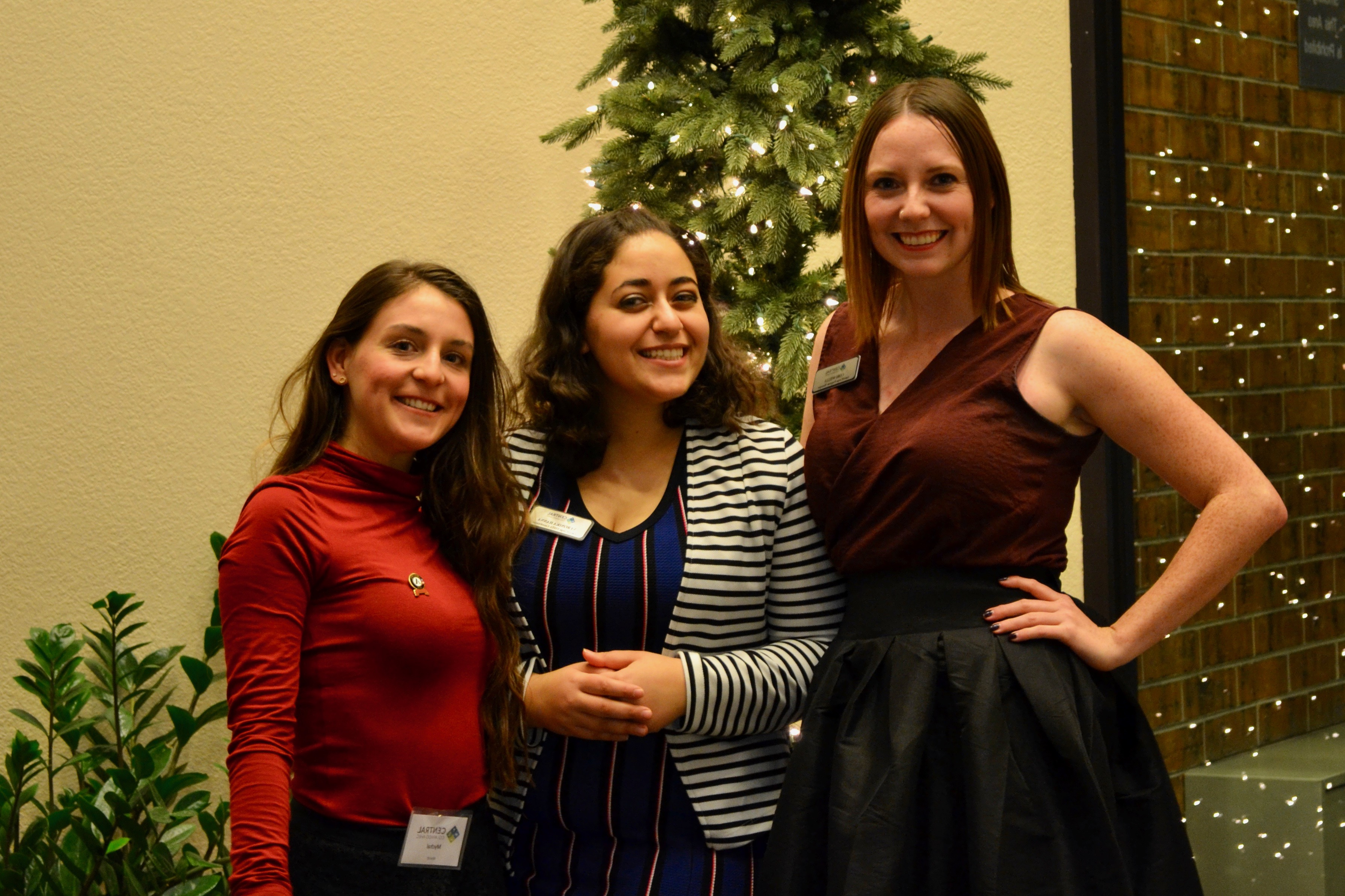 AmeriCorps Team Holiday Open House 2018